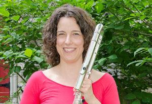 Sylvie Tremblay, Les flûtistes de Montréal