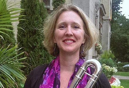 Catherine Audet, Les flûtistes de Montréal
