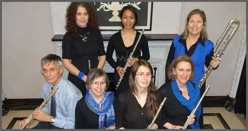 Les flûtistes de Montréal