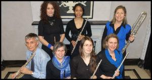 Les flûtistes de Montréal - ensemble
