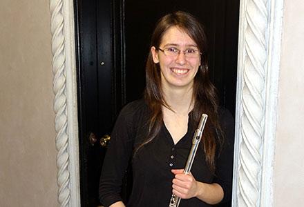 Ariane Lemieux-Després, Les flûtistes de Montréal