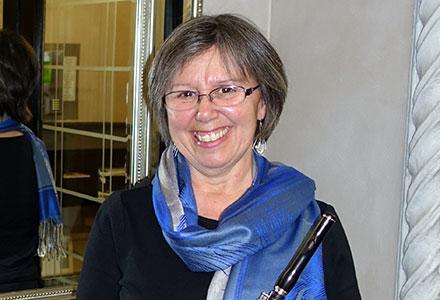 Debra Olsthoorn, Les flûtistes de Montréal.