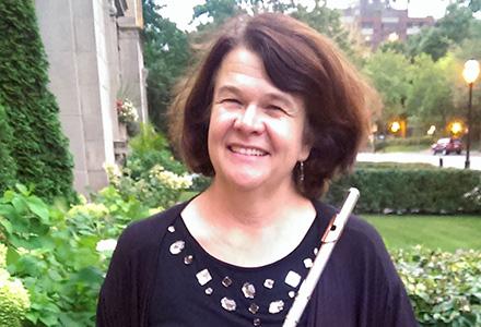 Les flûtistes de Montréal, Lise Germain, ancienne membre