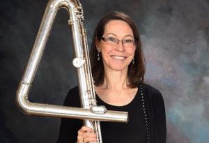 Nancy Newman, Les flûtistes de Montréal